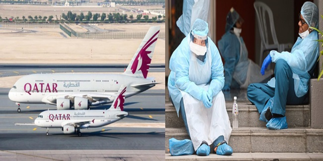 Qatar Airways Frontliners