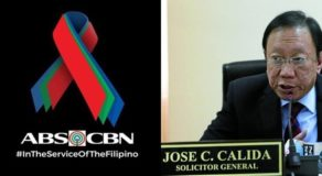 ABS-CBN Franchise: Will SolGen Calida Attend The House Hearing?