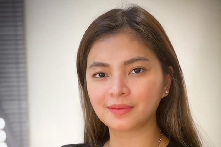 angel locsin replies to ABS-CBN tweet