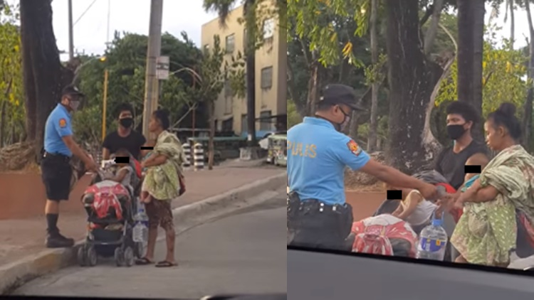 Kind-Hearted Policeman