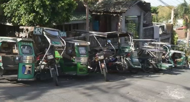277 Tricycle Drivers Positive For COVID-19 In Mandaluyong