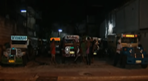 15 Jeepney Drivers Lives Inside Jeep After Being Evicted from Rented House