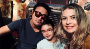 Meet John Estrada, Priscilla Meirelles's Daughter Named Anechka