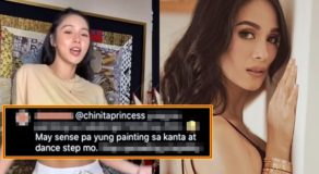 Kim Chiu reacts to netizen comparing her to Heart Evangelista's painting