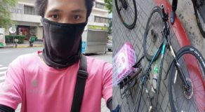Food Panda Rider Seeks Help From Netizens After Victimized by Hit-and-Run