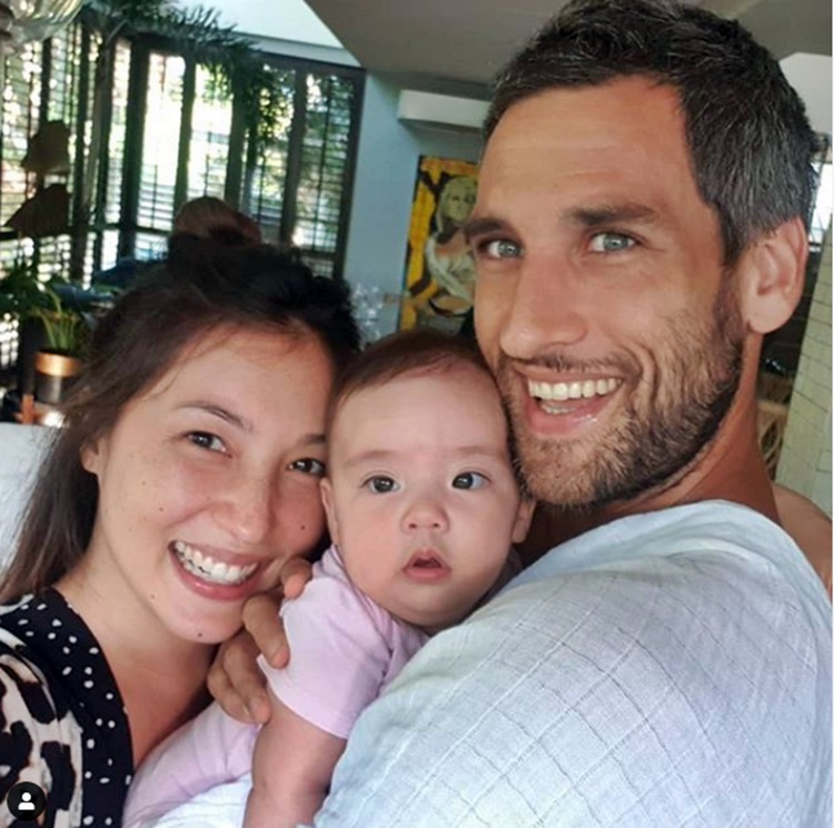 mother's day solenn heussaff nico bolzico