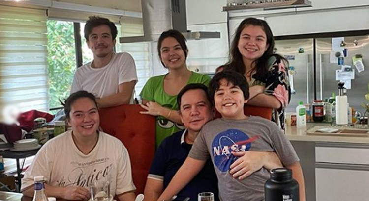 sylvia sanchez family