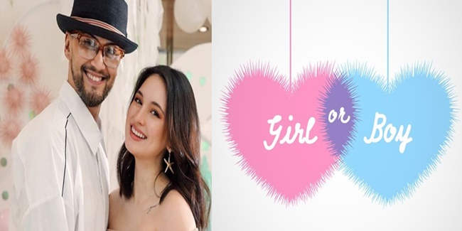Billy Crawford & Coleen Garcia gender reveal 1