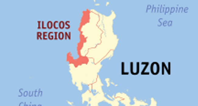 LIGHTNING INCIDENTS IN ILOCOS REGION