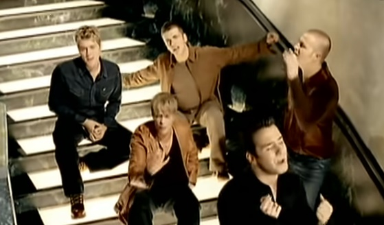 Westlife Queen of My Heart Lyrics