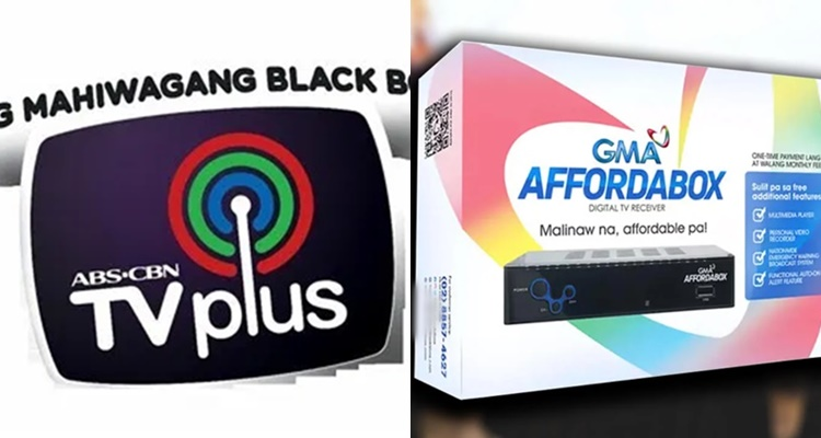 abs-cbn tv plus gma affordabox