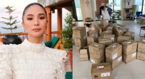 Heart Evangelista's 550 Tablets For Deserving Students Are Ready