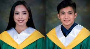 Jollibee & McDonald: Twin's Graduation Photos Caught Netizens' Attention