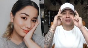 Lauren Young fires back to DJ Loonyo's fans who called her 'mataba', 'laos'
