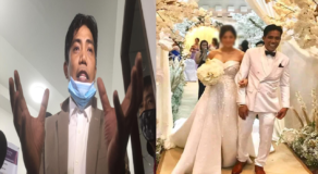 Francis Leo Marcos Wedding with Fil-Jap Beauty Queen is Fake- Journalist