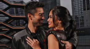 Pia Wurtzbach, Jeremy Jauncey share story about first meeting, first kiss