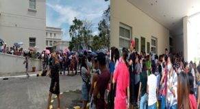 Bacolod Residents Fail to Observe Social Distancing During 2nd Wave of SAP Distribution