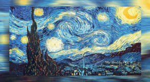 Who Is The Artist Of Starry Night? Answer To This Question