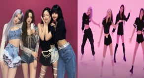BLACKPINK Releases 'HYLT' Dance Video & Dance Contest Info