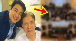 PHOTOS: Bong Revilla & His Family Visits Ramon Revilla Sr. Grave In Cavite