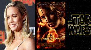 Brie Larson Shares She Auditioned For 'Hunger Games' & 'Star Wars'