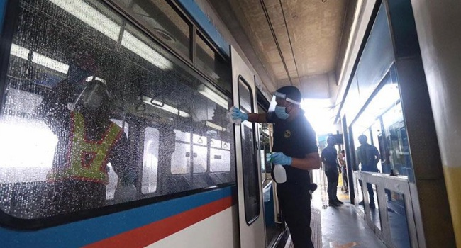 MRT-3 Workers Infected With Coronavirus Reach Almost 200