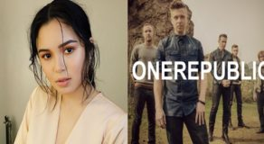 VIDEO: Claudia Barretto Performs 'Better Days' W/ OneRepublic