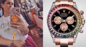 Jinkee Pacquiao Rolex Rainbow Daytona Watch Jaw-dropping Price Revealed