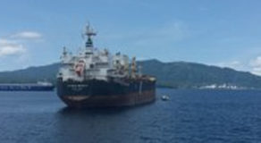 Captain, Crew Of MV Vienna Wood Who Crashed Filipino Ship Arrested