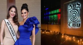 Miss Universe Queens Pia, Catriona Speak Up As ABS-CBN Franchise Denied