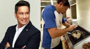 VIDEO: Richard Gomez Cooks Meatballs Pasta In Latest Vlog