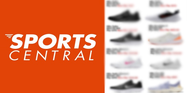 Sports Central sale