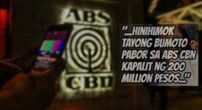 ABS-CBN Franchise: Solon Claims Network Offered P200M For 'Yes' Vote