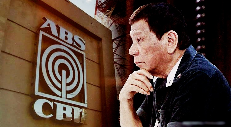 abs-cbn franchise denial duterte
