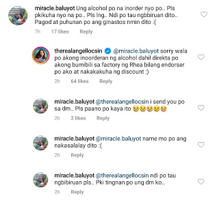 Angel Locsin Accused of Scamming