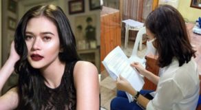 Bela Padilla Files Complaint against Man who Claimed to be her 'Boyfriend'