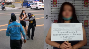 Chinese Woman Who Went Raging in Makati Should Undergo Psychiatric Test – Police