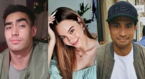 Clint Bondad-Catriona Gray-Sam Milby Issue: Is this blind Item about them?