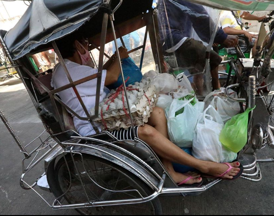 Malabon City Lockdown On July 15-29, Residents Rush For Supplies