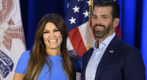 Donald Trump Jr's Girlfriend Positive For COVID-19