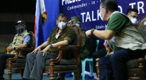 Duterte Emotional Over Death Of Soldiers In Sulu Killing
