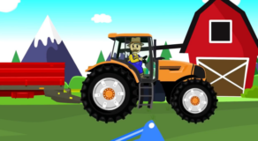 A Farmer Can Plow A Field In 4 Days Using A Tractor (Algebra) – Answers