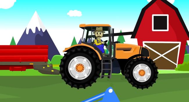 A Farmer Can Plow A Field In 4 Days Using A Tractor (Algebra) - Answers