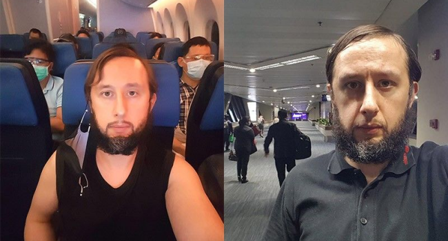 Foreigner Trapped In NAIA For 110 Days Just Flew Home Yesterday