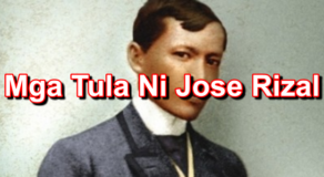 Mga Tula Ni Jose Rizal (Poems Of Rizal) – English & Tagalog