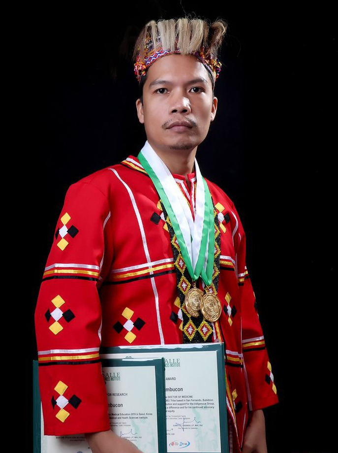 First Doctor of Manobo