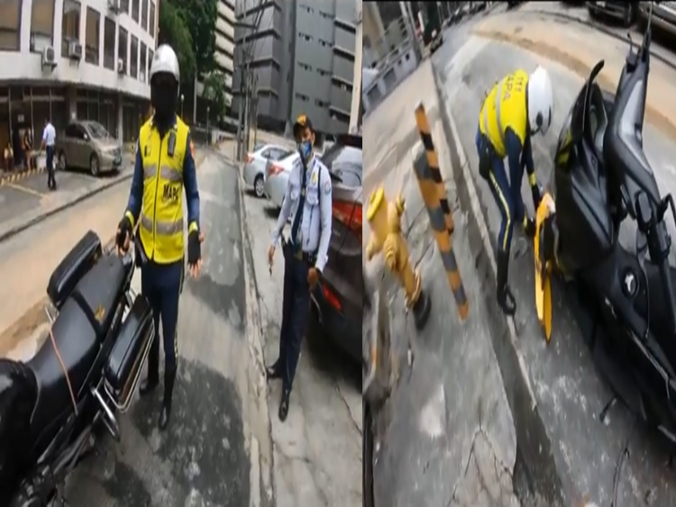 Inconsiderate MAPA Personnel