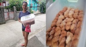 """Sinulog Festival Queen 2020 Monika Afable Sells """"Siakoy"""" to Earn Money Amid Pandemic"""
