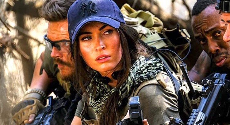 Rogue Movie 2020: Megan Fox Stars in new Action-Thriller Movie