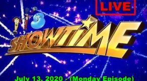 ABS-CBN It's Showtime – July 13, 2020 Episode (Live Streaming)